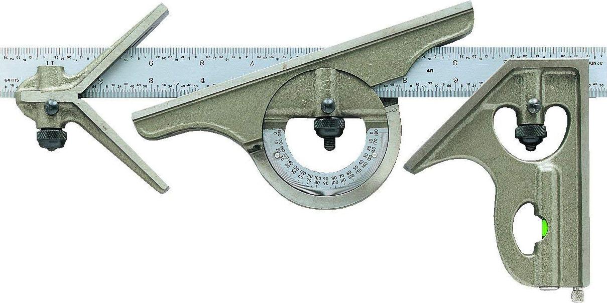 General Tools MG-S281-4R Combination Set