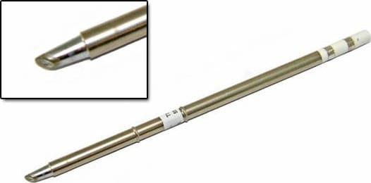 Hakko T15-BCM2 Concave Bevel Tip