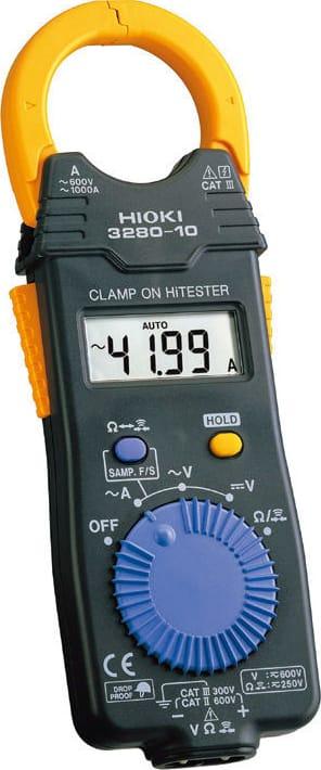 Hioki 3280-10 Clamp On Meter