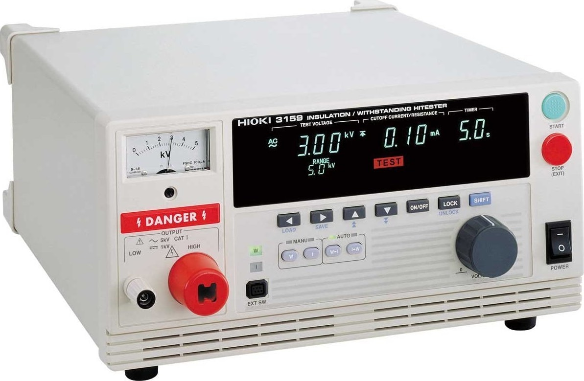 Hioki 3159 Insulation/Withstanding Tester