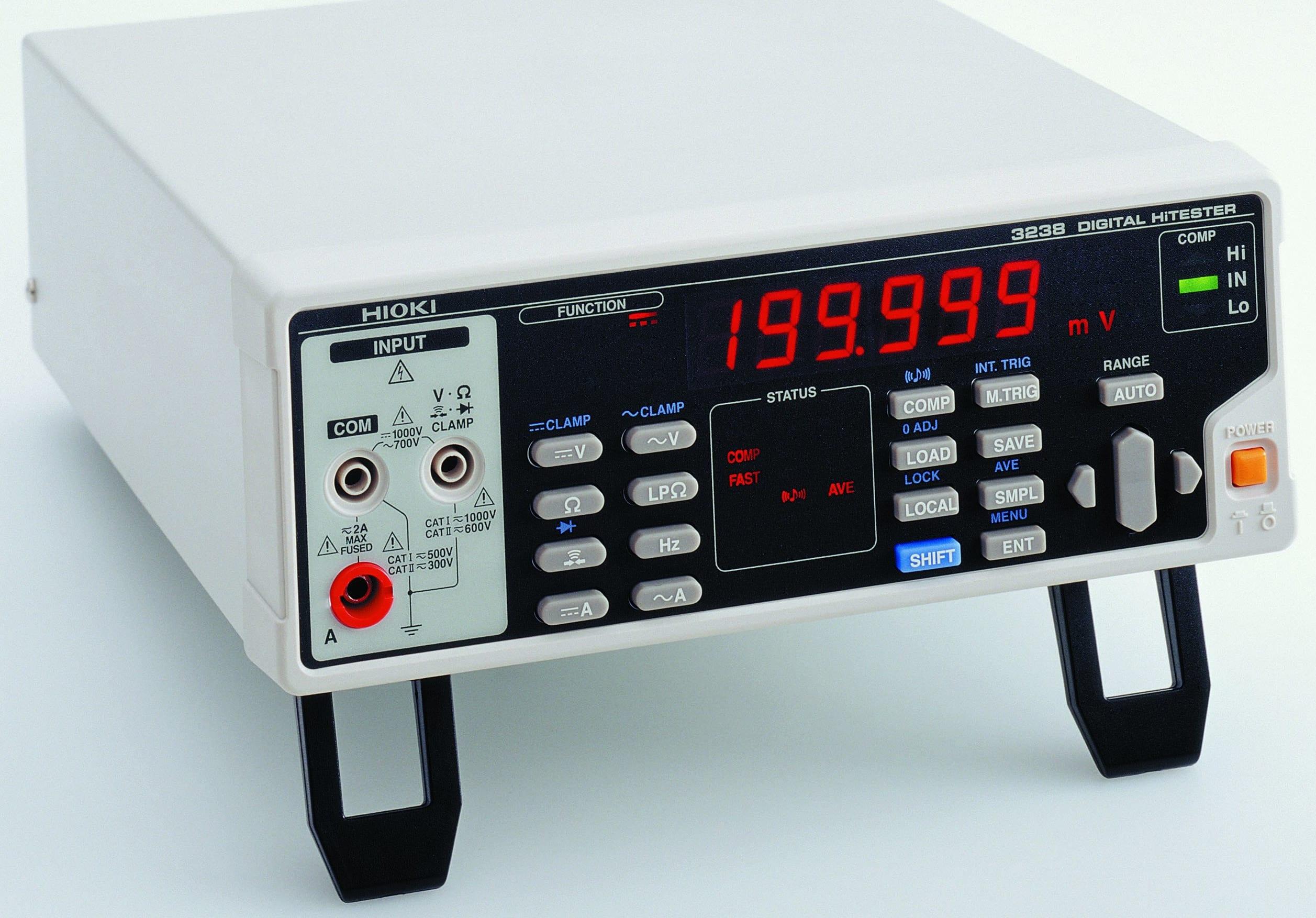 Hioki 3238 Digital Hi-Tester
