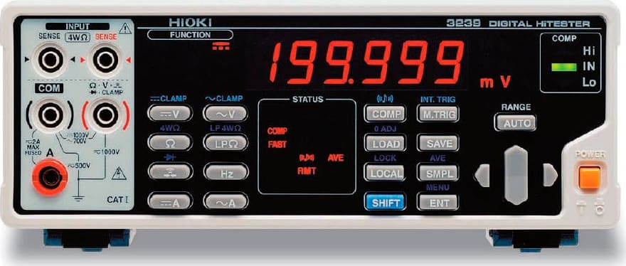 Hioki_3239_Digital_Hi-Tester