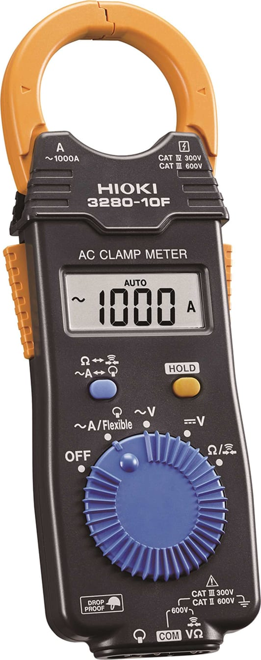 Hioki 3280-10F Clamp On Hi Tester