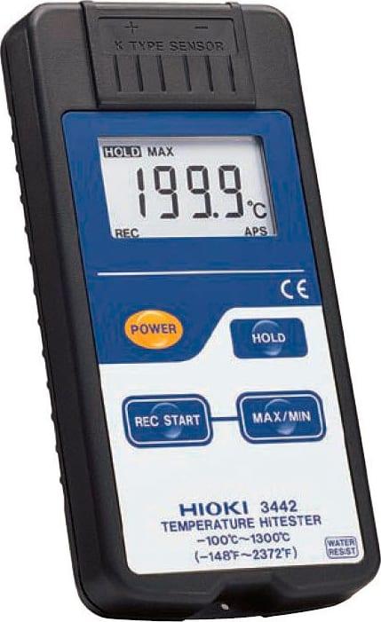 Hioki 3442 WaterProof Temperature Hi-Tester
