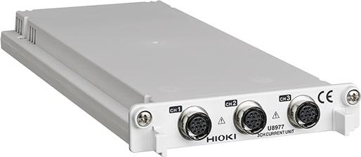Hioki U8977 - 3 Ch Current Unit