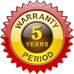 HoverCam 5-Year Warranty