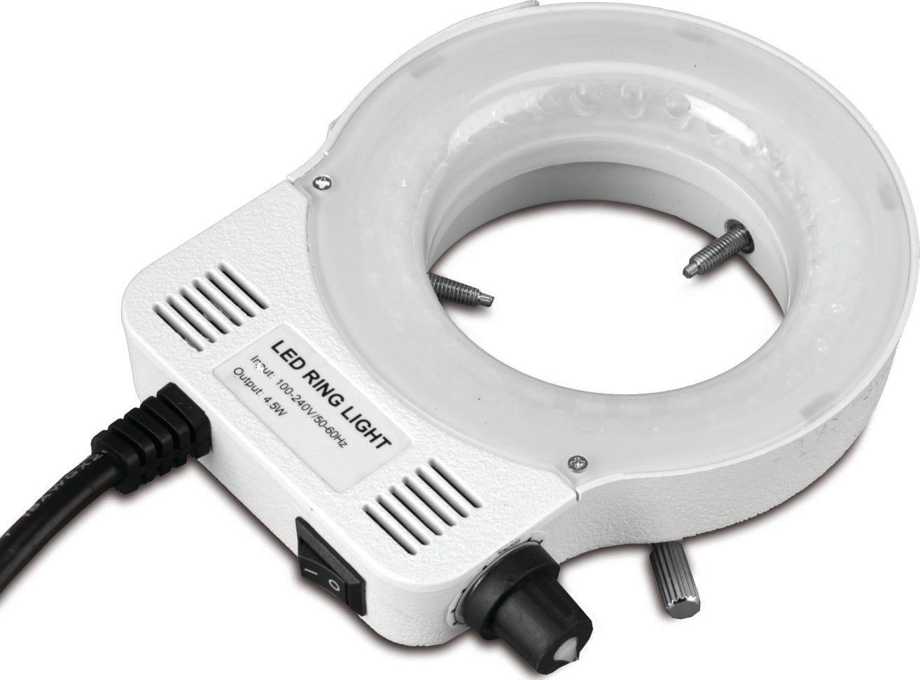 Scienscope Compact LED Ring Illuminator