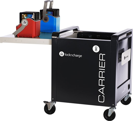 LockNCharge Carrier 30 Cart
