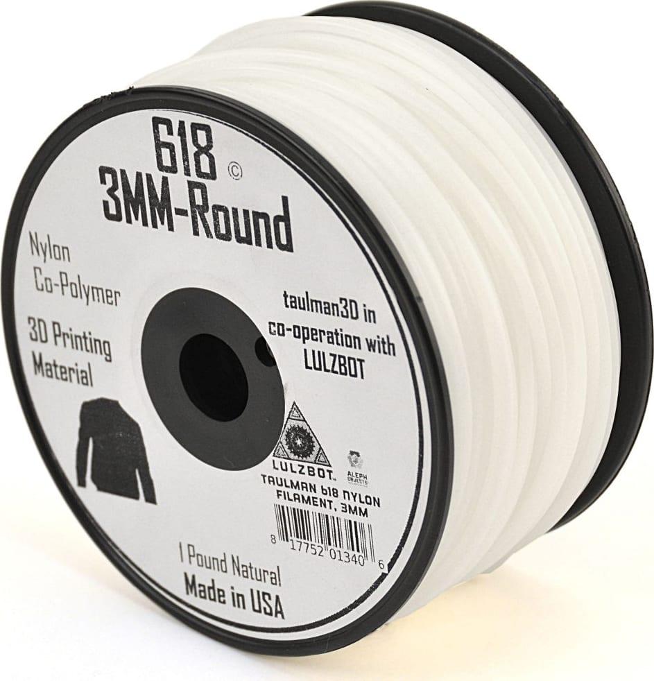 LulzBot RM-NY0004 Nylon 618 Filament