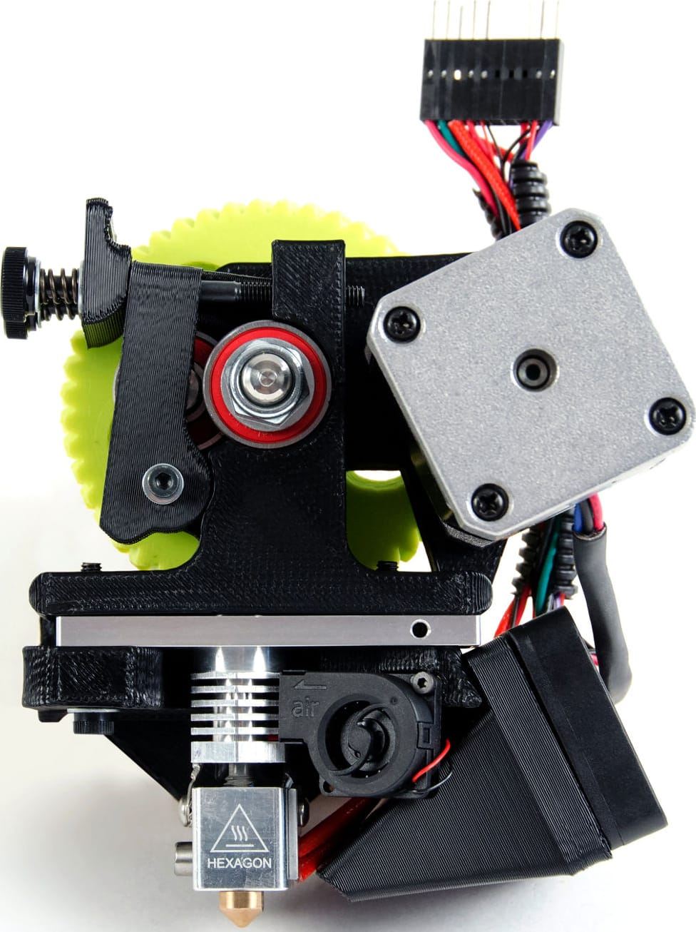 Lulzbot KT-CP0085 LulzBot Mini Tool Head v2, 0.5mm Nozzle