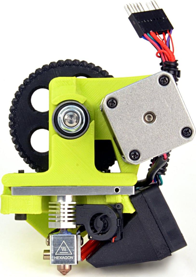 Lulzbot KT-CP0088 LulzBot Mini Flexystruder Tool Head v2