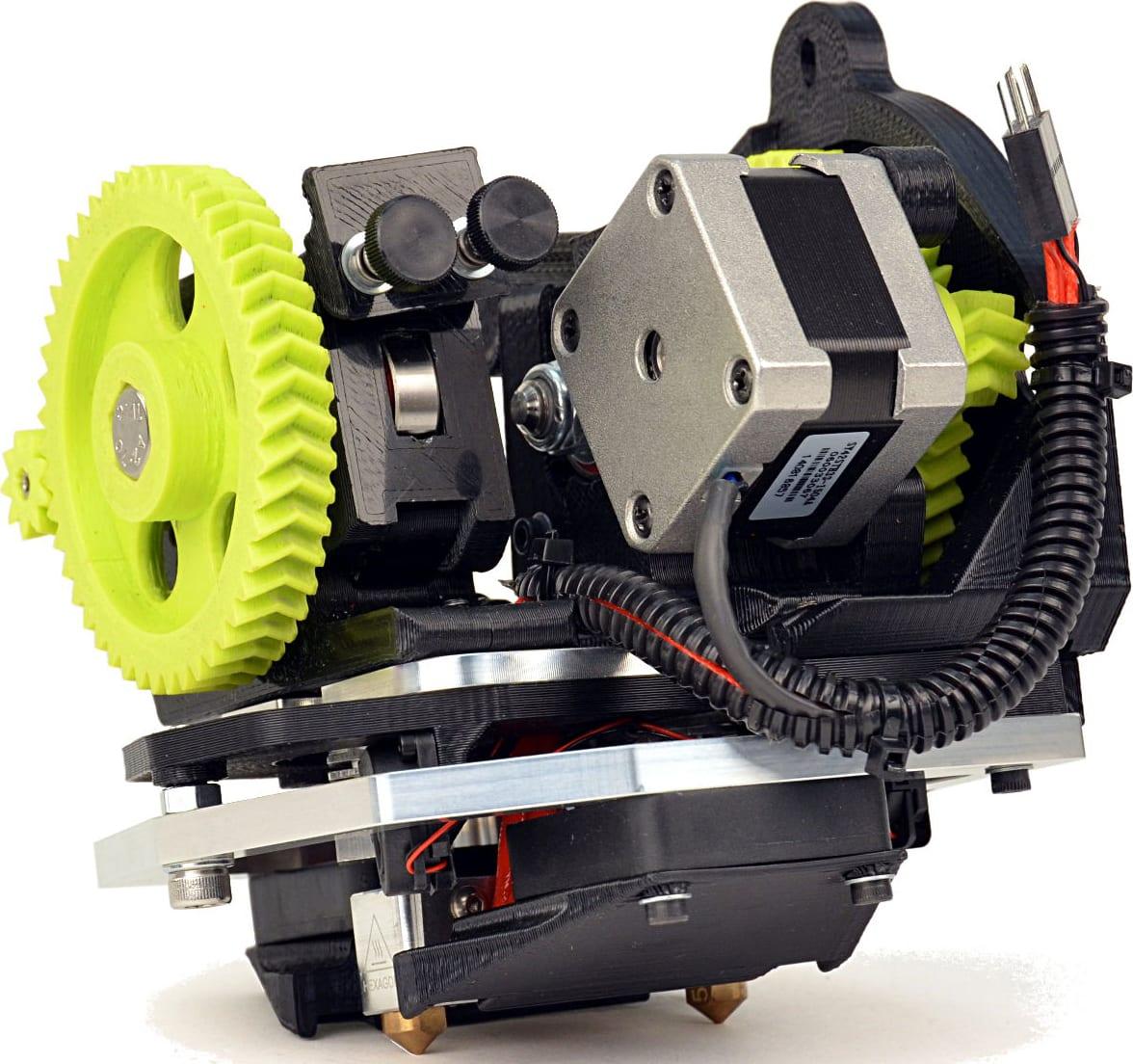 Lulzbot KT-CP0089 LulzBot TAZ Dual Extruder Tool Head v2