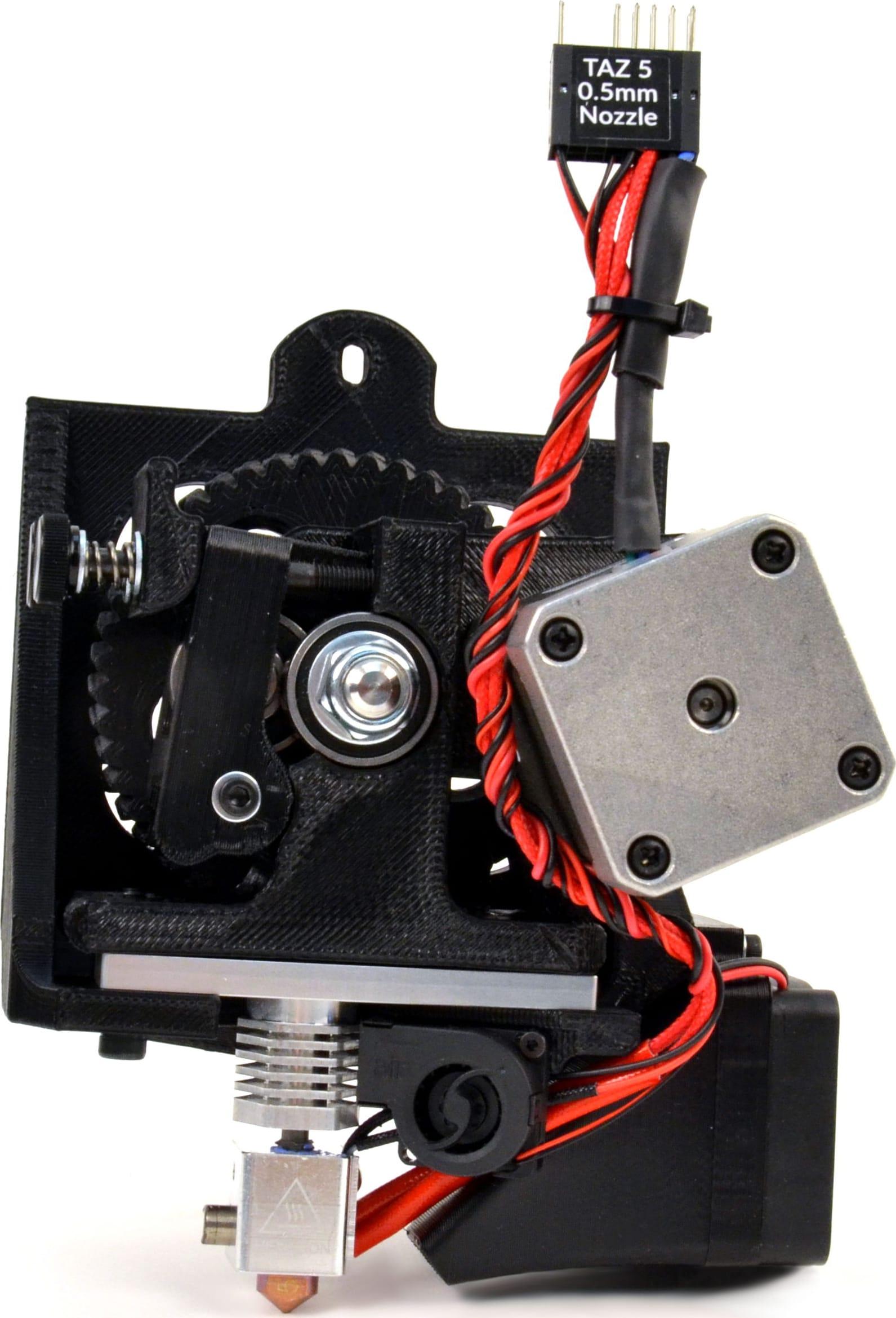 Lulzbot KT-CP0095 LulzBot TAZ Single Extruder Tool Head v2c, 0.35mm Nozzle