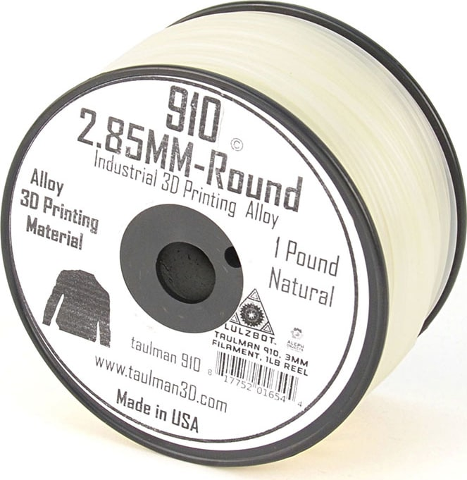 Lulzbot RM-NY0011 Alloy 910 3mm Filament