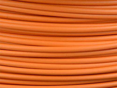 Lulzbot RM-PL0006 PLA Filament (Village Plastics) - Orange