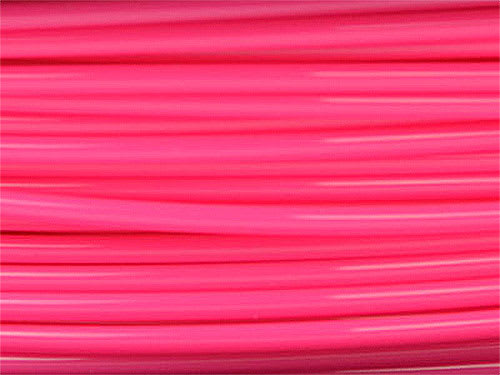Lulzbot RM-PL0082 PLA Filament (Village Plastics) - Neon Pink
