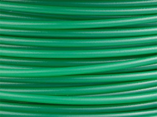 Lulzbot RM-PL0020 PLA Filament (Village Plastics) - Translucent Green