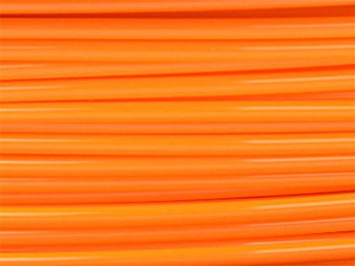 Lulzbot RM-PL0084 PLA Filament (Village Plastics) - Neon Orange
