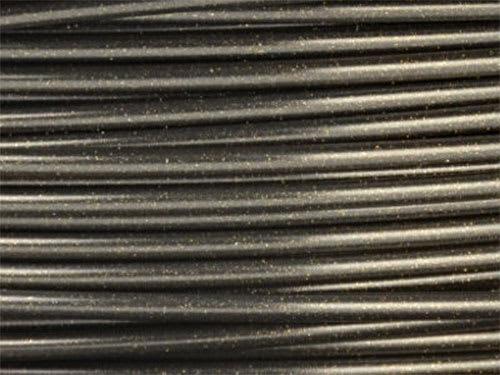 Lulzbot RM-PL0088 PLA Filament (Village Plastics) - Translucent Black Sparkle