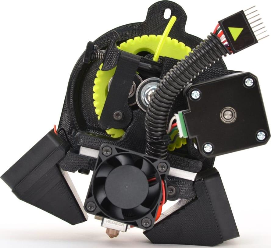 Lulzbot KT-CP0096 LulzBot TAZ Single Extruder Tool Head v2.1