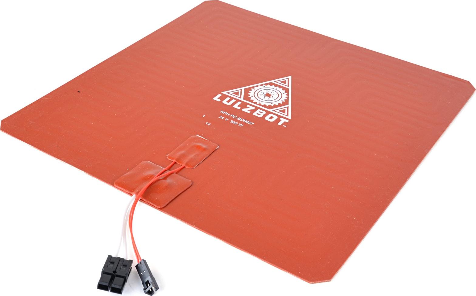 Lulzbot KT-HB0005 24v Silicone Heater