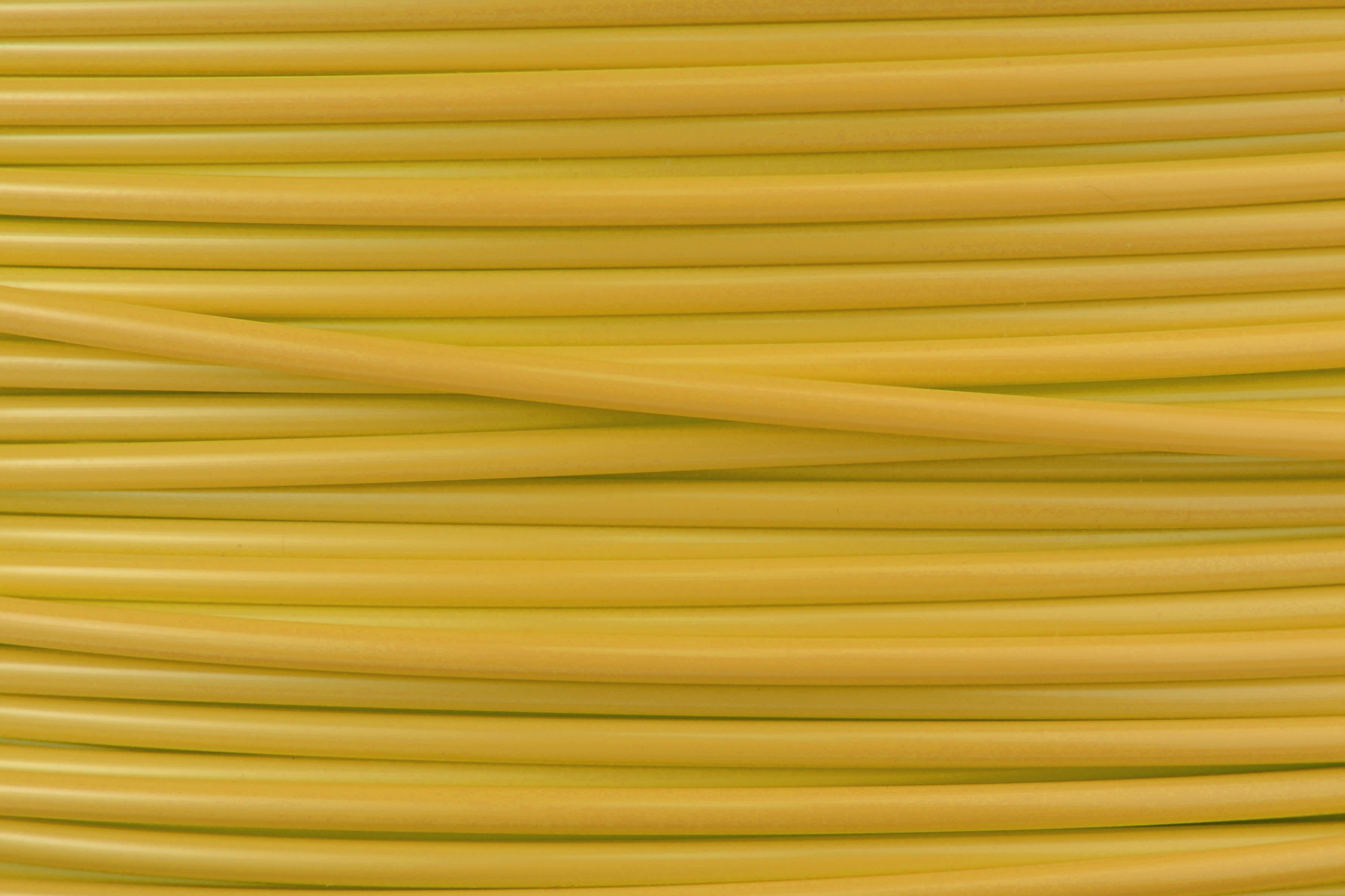 Lulzbot RM-AB0078 ABC Filament Village Plastics Yellow