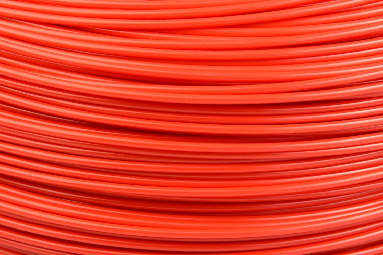 Lulzbot RM-AB0083 ABS Filament Village Plastics Red