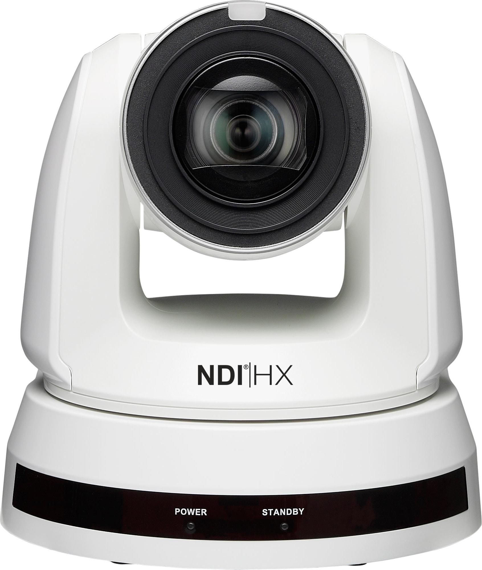 Lumens VC-A61PNW - 4K IP PTZ Camera