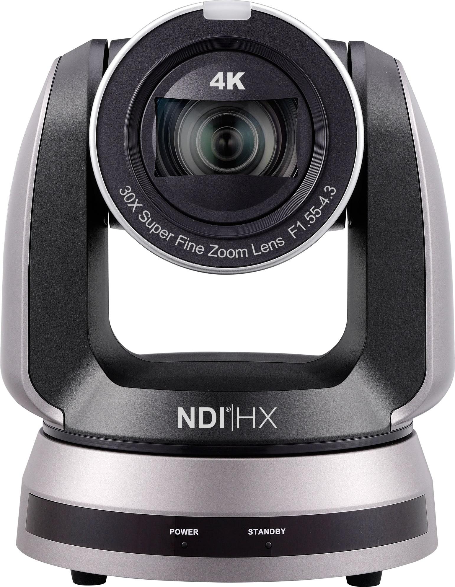 Lumens VC-A71PNB - 4K IP PTZ Camera