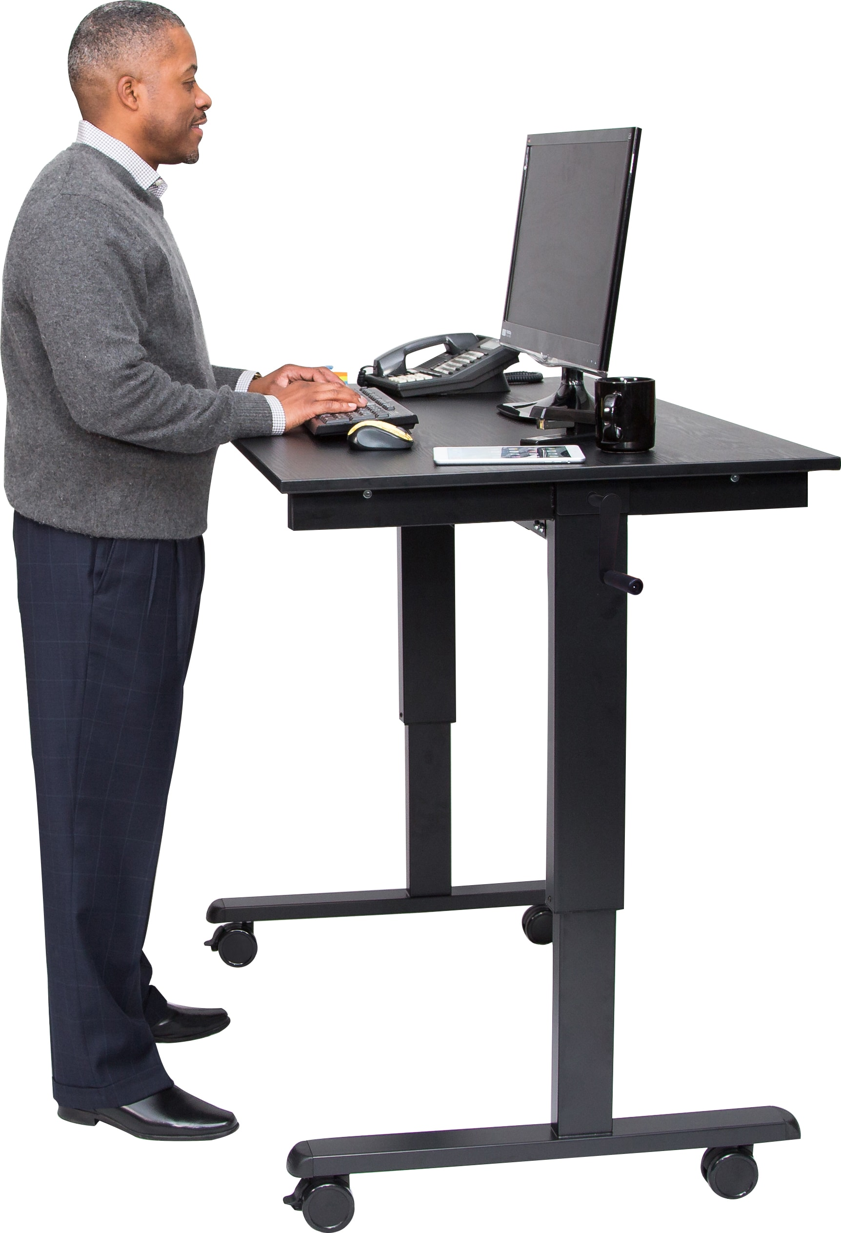 Stand Up Desk >> Standcf48 Bk Bo