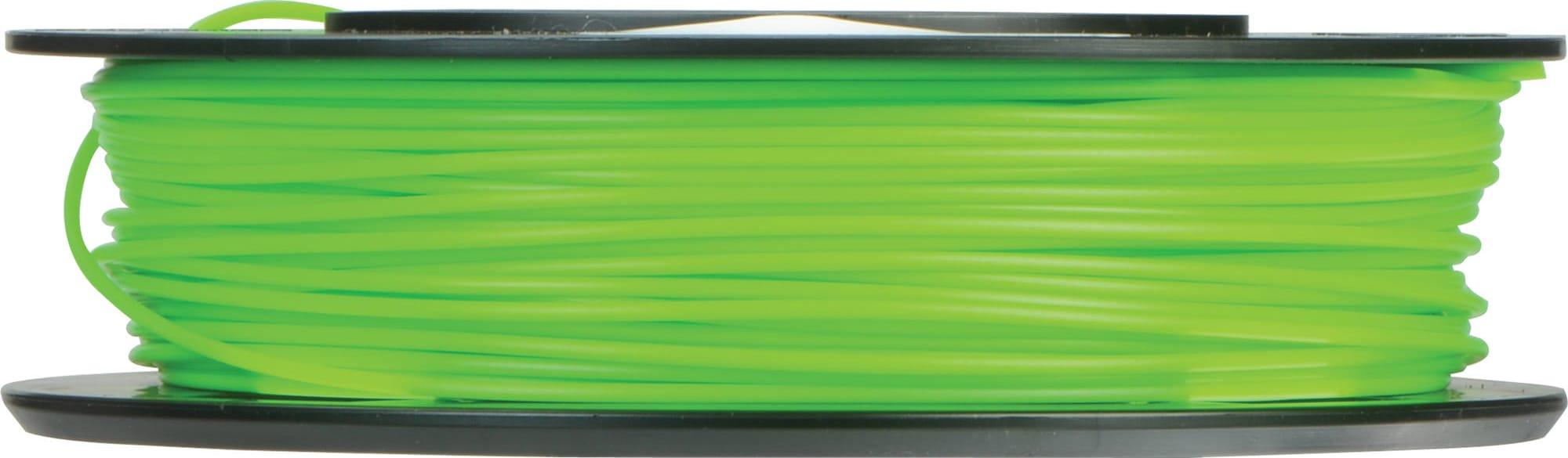 MakerBot MP06053 Neon Green PLA Filament Small Spool
