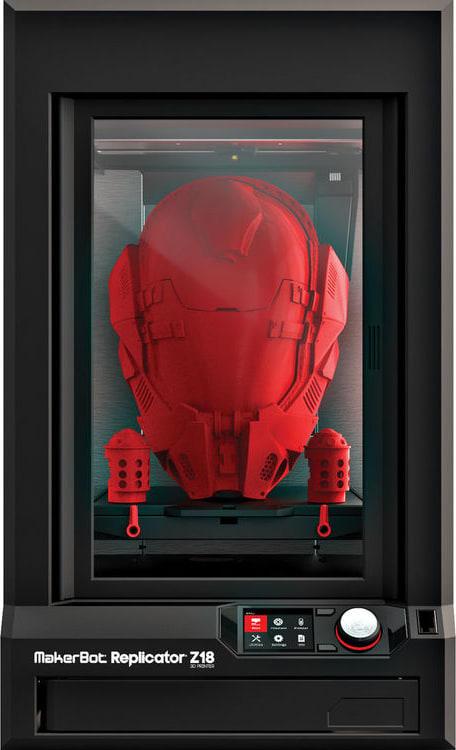 MakerBot MP05950 Replicator Z18 3D Printer