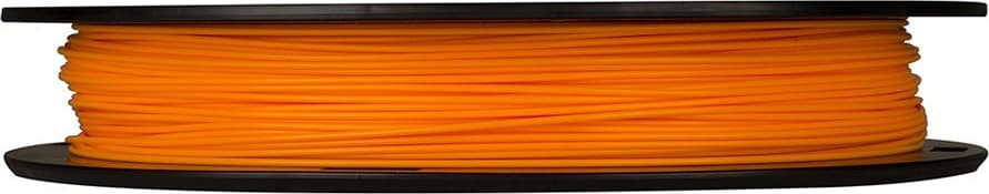 MakerBot Neon Orange PLA Filament (Large) 1
