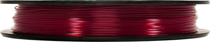 MakerBot Translucent Red PLA Filament (Large Spool) 1