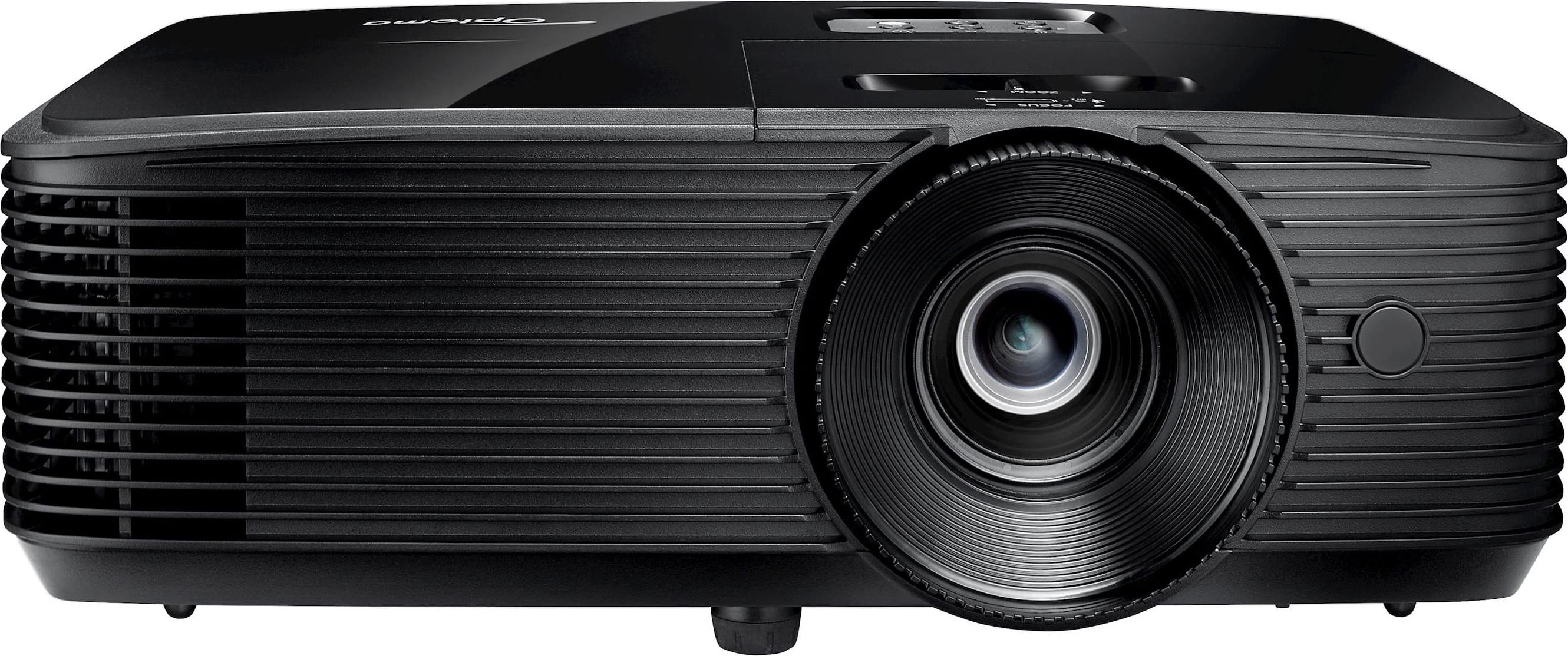 Optoma HD146X - Home Theater Projector, 1080p 3600 Lumens (Black)
