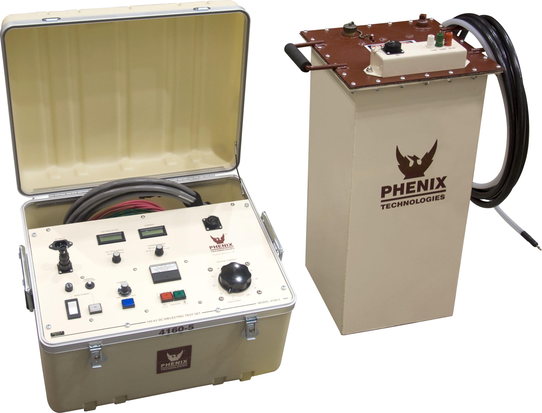 Phenix Technologies 4160-5 160 kVDC Portable DC Hipot
