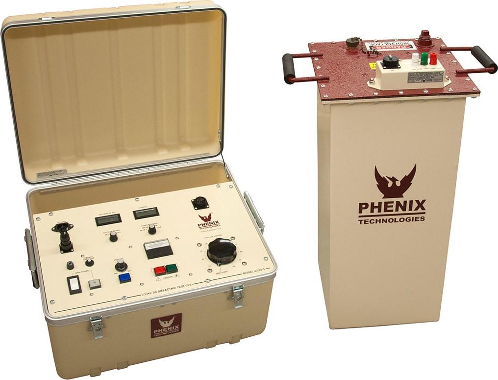 Phenix 4200-5-230 200 kVDC 5mA Hipot (230V)