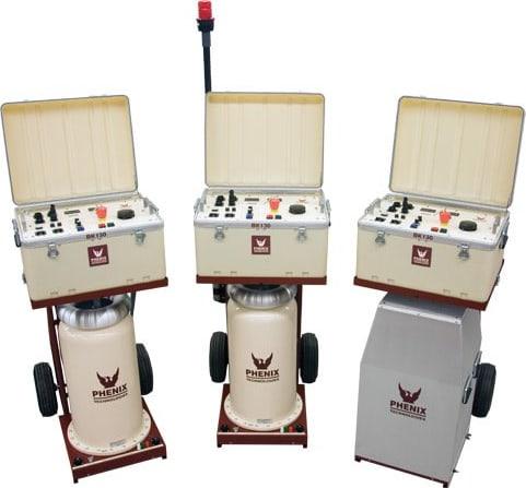 Phenix BK130/36-230 Mobile AC Dielectric Test Sets