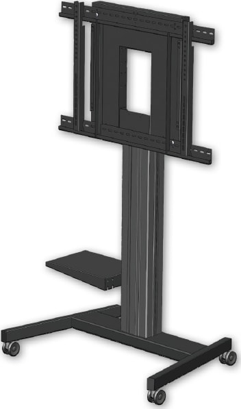 Promethean AP-FSM - Fixed-Height Mobile Stand