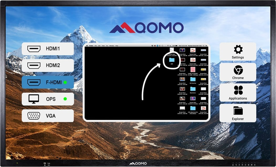 QOMO QIT1375