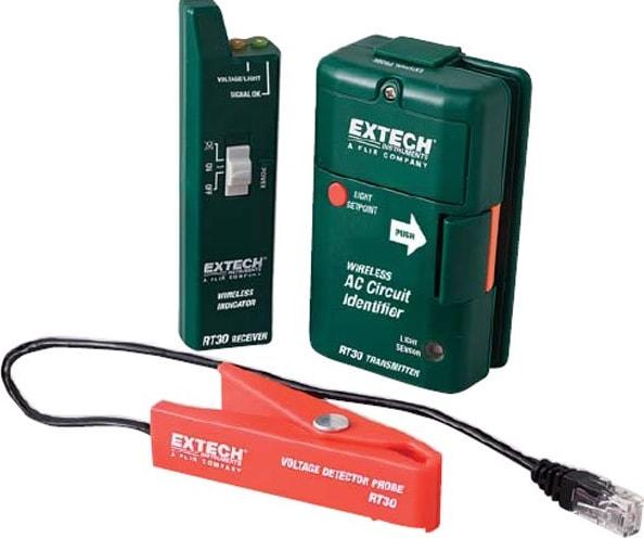 Extech Rt32 Wireless Ac Circuit Identifier Tequipmentnet