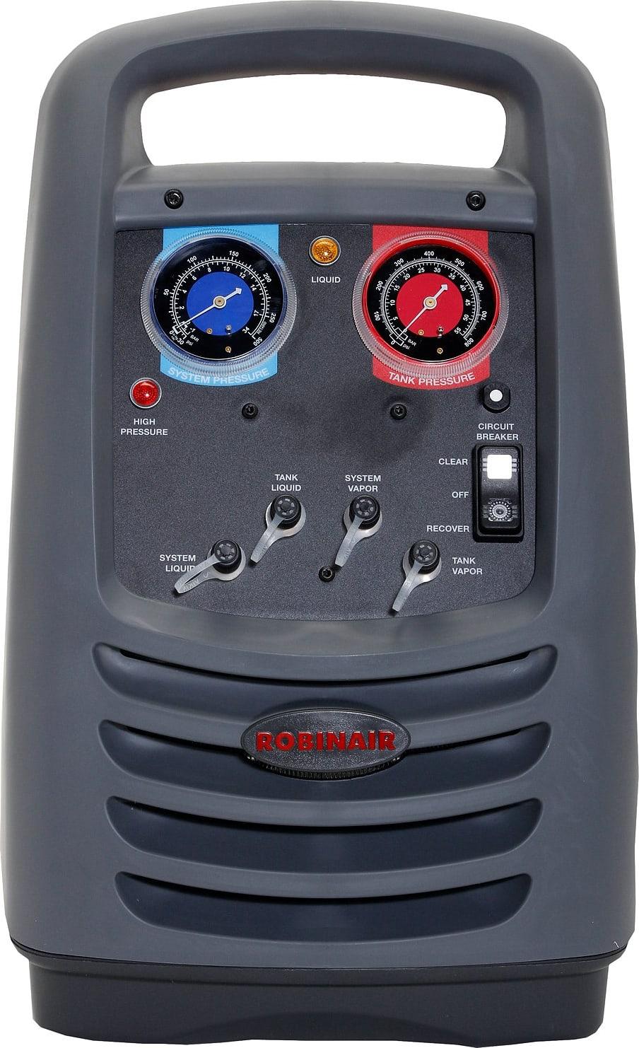 Robinair 34900 Multi Refrigerant Recovery Unit Ny Tech Supply