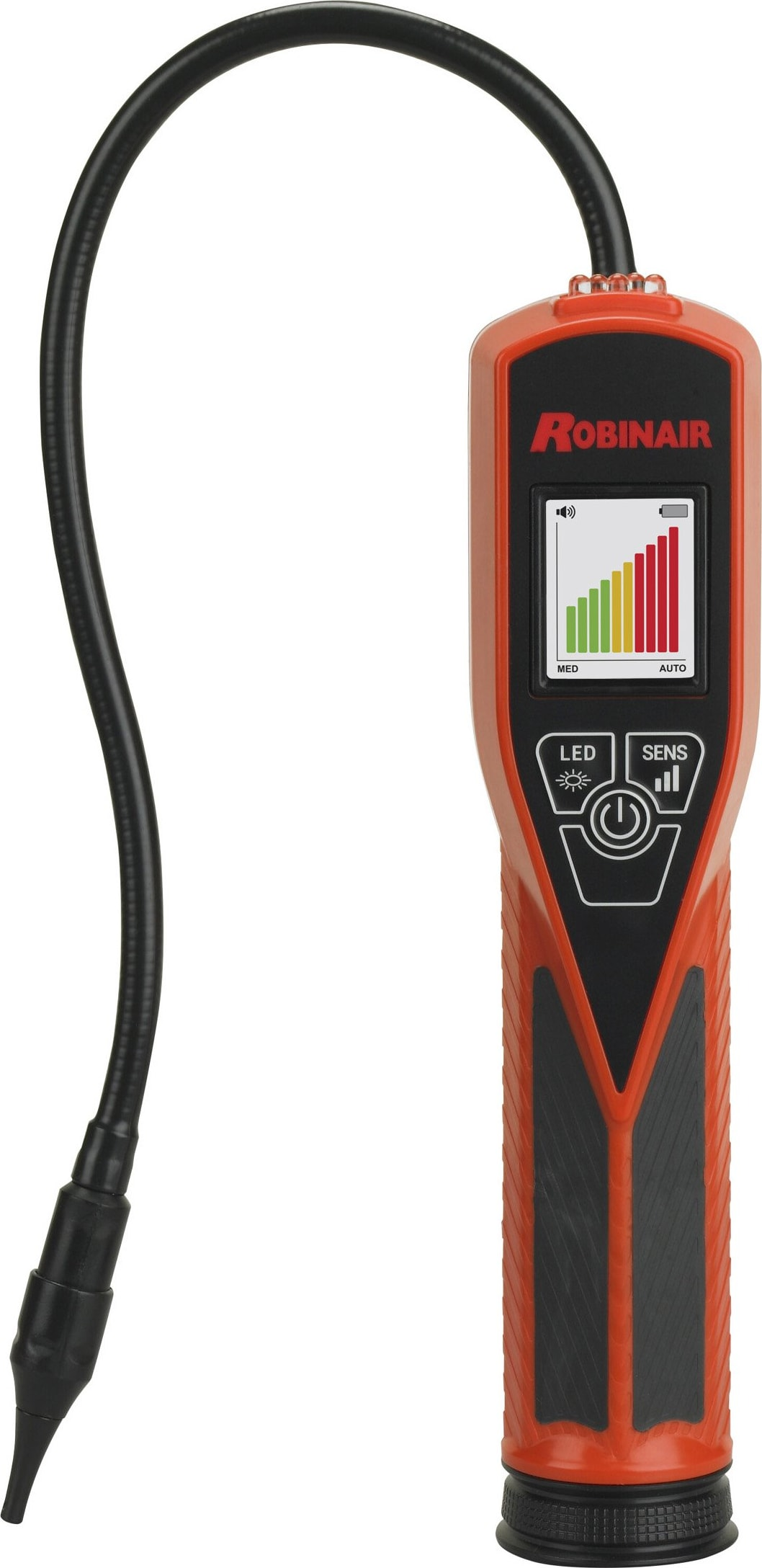 Robinair Ld5 Select Refrigerant Leak Detector Tequipment
