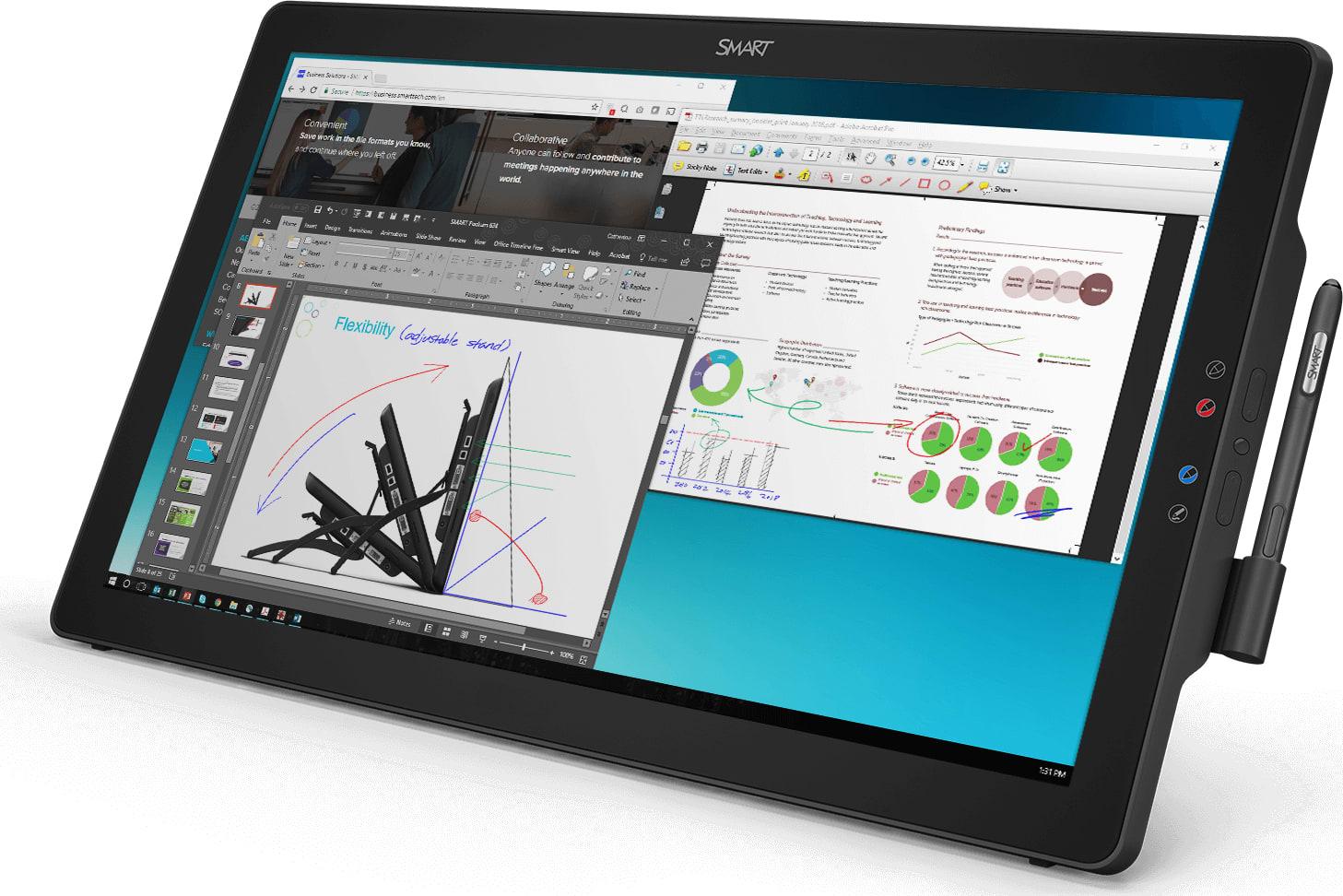 SMART SP624 - Podium 624 Interactive Pen Display