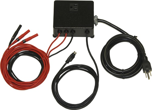 Summit Technology 120ADP 120-Volt Outlet Test Adapter