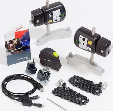 VibrAlign 100-L1 Fixturlaser Laser Kit