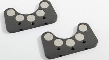 VibrAlign 130-SH001 Thin Magnetic Bracket (PAIR)