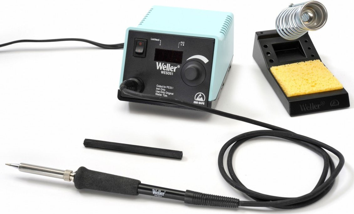ET Soldering Iron Tips Solder Tips Tool Fit For Weller WE1010NA WESD51 WES50//51