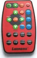 DC153 Remote