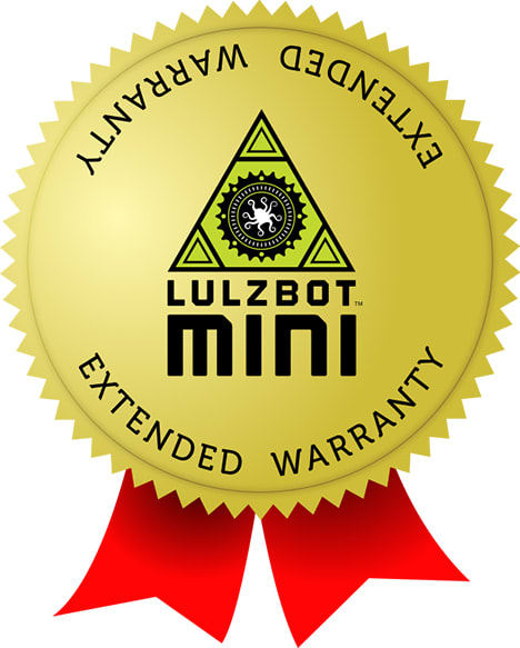 LulzBot Mini Year Extended Warranty